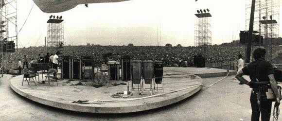 Woodstock Music Art 'N Fair Scene